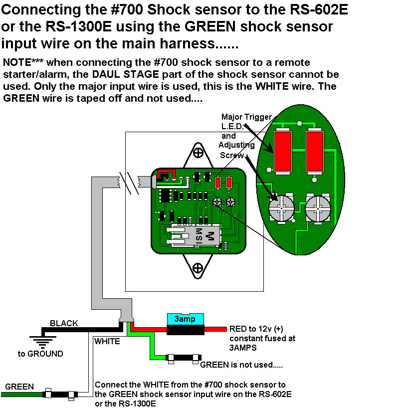 Viper Alarm Wiring Harness - Wiring Diagrams ROCK