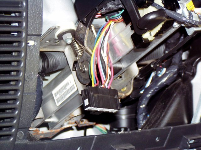 2004 JEEP WRANGLER IGNITION HARNESS UNPLUGGED replacement ignition harness jeepforum com jeep tj ignition wiring diagram at edmiracle.co