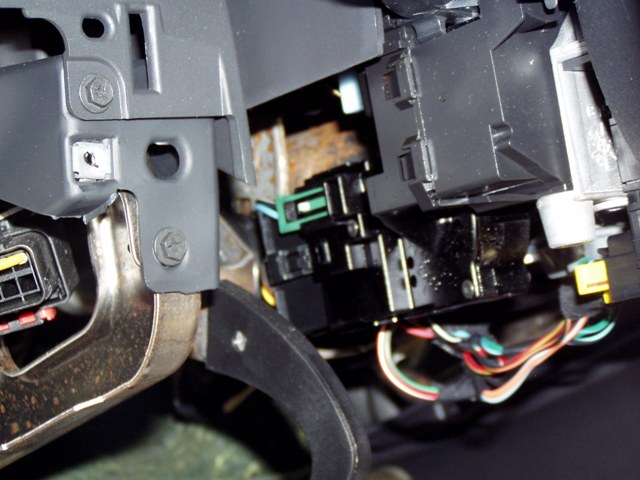 ignition harness location 2004 sierra