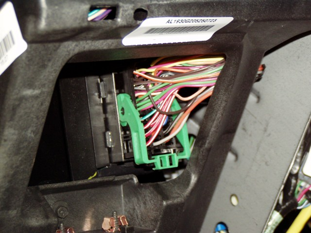 where is the fuse box located in a 2005 chevy equinox. Black Bedroom Furniture Sets. Home Design Ideas