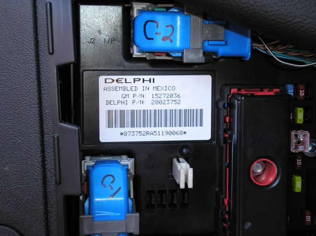 Pontiac G6 Fuse Box Location Get Free Image About Wiring