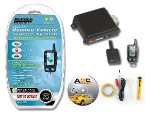 Picture of Model Deluxe 500 Remote Starter with Keyless Entry