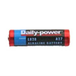 Picture of Replacement Battery A-27 Alkaline 12 Volt