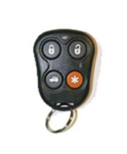 Picture of Model A704 Four Button Remote Transmitter