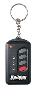 Picture of Model 712 Four Button Remote Transmitter