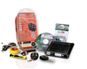 Picture of Model RS1300 Remote Starter with Alarm and Keyless Entry