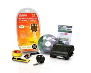 Picture of Model RS82B Remote Starter System