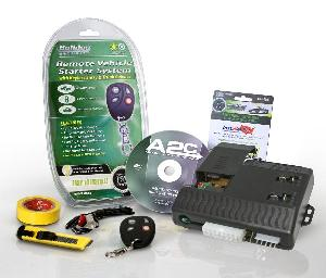 Picture of RS1100B Remote Starter with Keyless Entry and Trunk Release