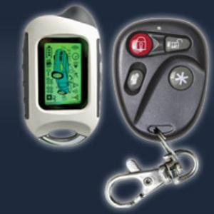 Picture of EZ-75 2-Way Remote Start & Security System