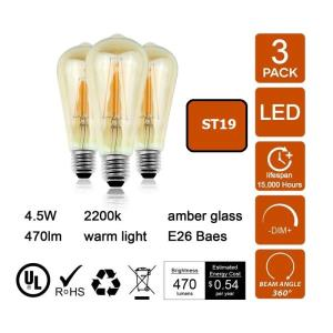 Picture of ST19G LED BULBS